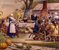 Traditional Thanksgiving Feasts
