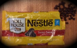 I like to use nestle toll house chocolate chips, they have the perfect sweetness for chocolate chip cookies!