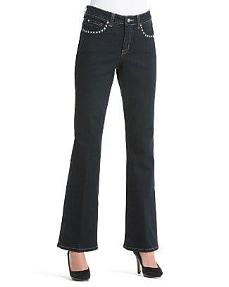 Miraclebody Jeans. (Samantha Studded Bootcut)