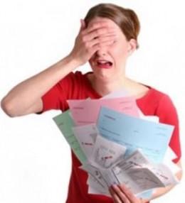 When managing bills become a headache