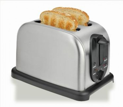 Types Of Toasters ~ Different types of toaster