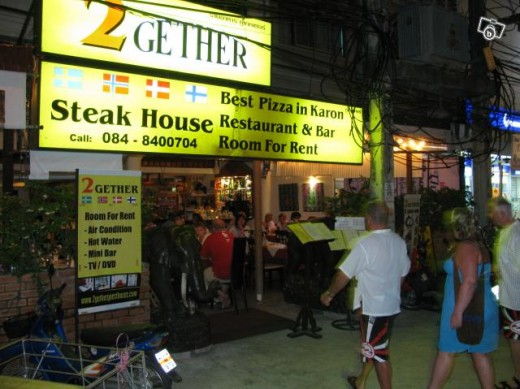 2-GETHER RESTAURANT