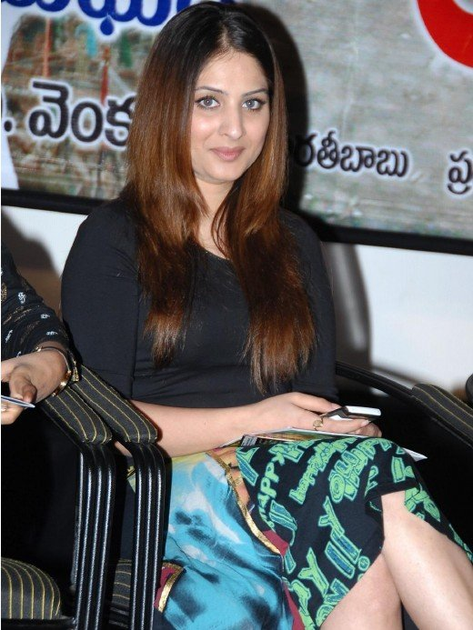 Actress Gauri Munjal in sexy dress pictures from Chirutapuli audio launch