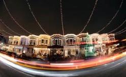 Hampden Christmas Lights   A Baltimore Tradition