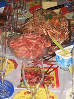 Seafood crustation recipies