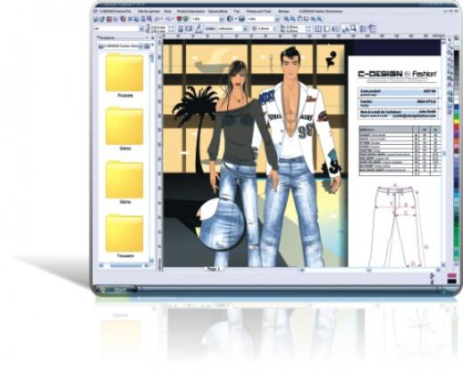 Design 2D and 3D