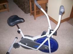 My cheap walmart bike