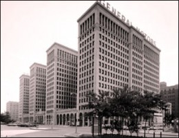 GM building 1920