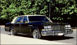 Buick 1977 Electra Limited Park Avenue
