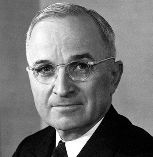 Givem Hell Harry Truman
