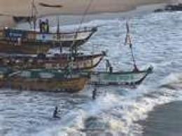West African Fishermem