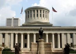 Statehouse in Columbus, Ohio