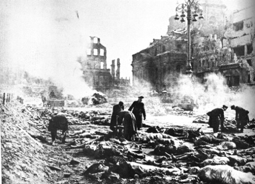 The Bombing Of Dresden