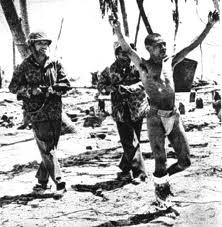 U.S Marines on Tarawa