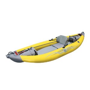 Advanced Elements StraitEdge Inflatable Kayak - 1 Person 2010