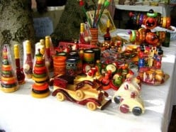 Artisans and Beauty of Channapatna Toys