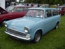 Ford Anglia 105 E Estate Car