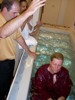 A Pentecostal baptism