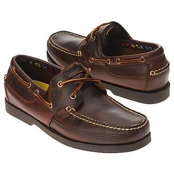 Timberland Men's Kiawa Kia Wah Bay 2 Boat Shoe