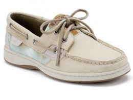 Sperry Top-Sider Bluefish Boat Shoes Sunlight/tie-dye 9.5M