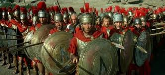 The 300 Spartans last stand at Thermopylae