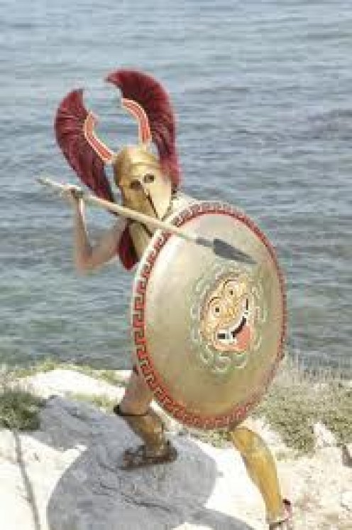 Athenian Warrior