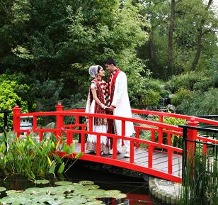 A Panoramic Asian Wedding