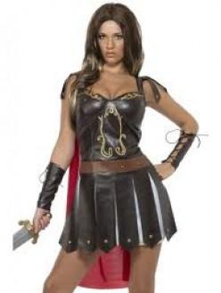 Spartan woman