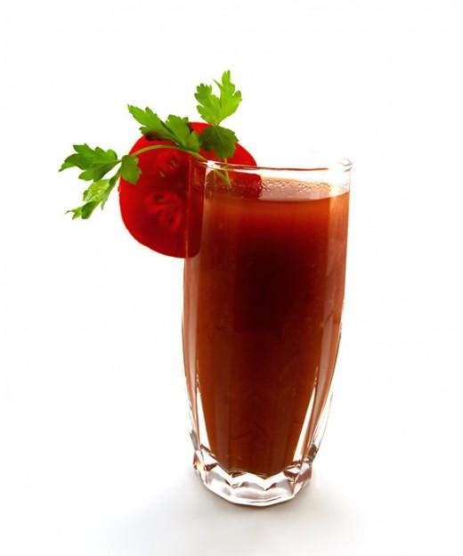 Tomato tang