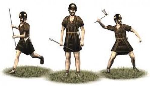 The Helot Slaves Revolt