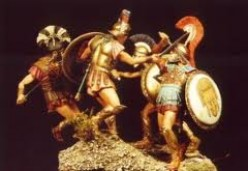 The Spartan war with Athens