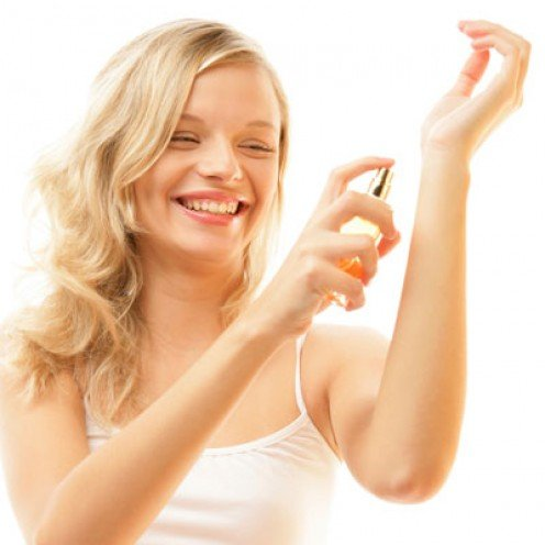 How to pick the right fragrance for your body chemistry -  Test fragrance on your pulse points.
