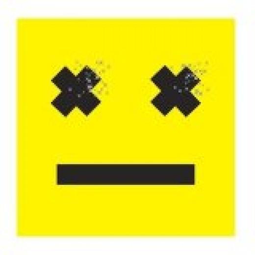 My favorite smiley face. Designed by/for L'arc en Ciel.