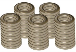 Metal washers (Large and identical)