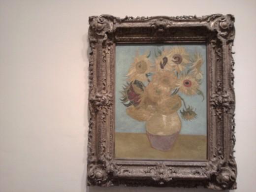 Vincent Van Gogh Painting, Philadelphia Museum of Art