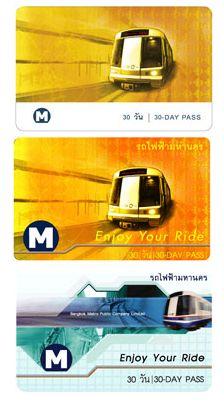 MRT 30 Day Unlimited Ride Smart Pass