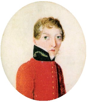 The only known portrait of Dr James Barry. Painted about 1813. Artist unknown
