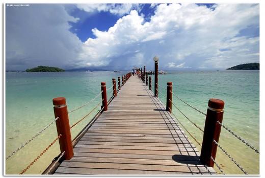 Manukan Island, Kota Kinabalu