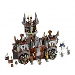 Lego Trolls' Mountain Fortress