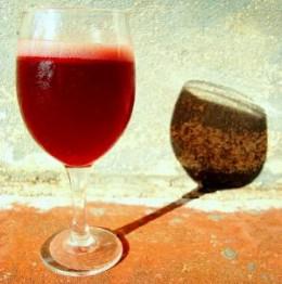 Cranberry and prune juice