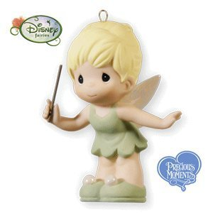 Baby Tinker Bell (Warning - stay clear - might be dangerous with the wand!)