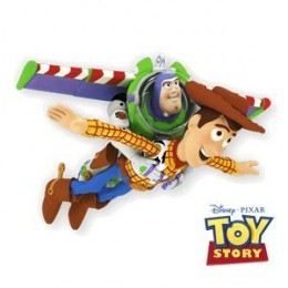 Disney Pixar Toy Story Christmas Ornaments, Figurines ...