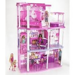 Barbie Dream Townhouse with Elevator: Buy House Online and Save