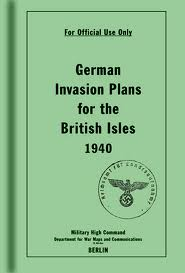 The German invasion of Britain guidebook for German troops