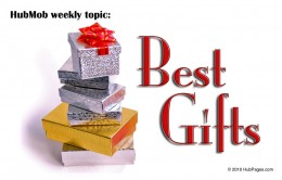 HubMob Weekly Topic: Best gifts ideas