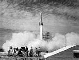 NASA First Rocket