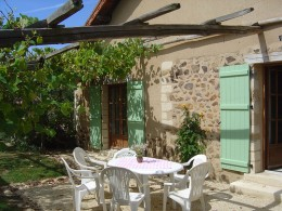 Our newly converted gite sleeps seven adults. All rooms en-suite, private, enclosed garden.