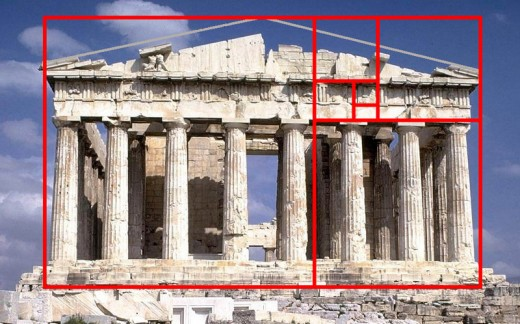Whether or not they were familiar with the math behind it, the Golden Ratio has been used in architecture for thousands of years.