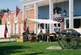 Soldier's Museum Encampment