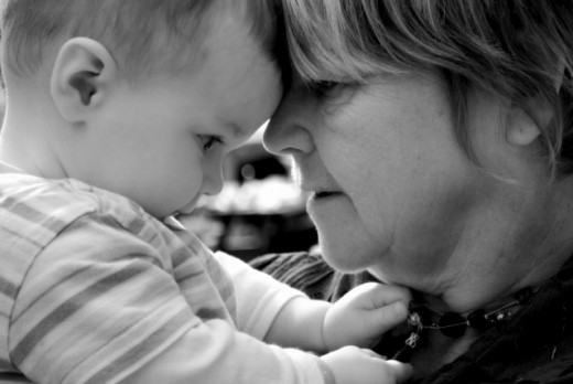 Young and old parents may or may not admit it, but they also need to be forgiven for their shortcomings.